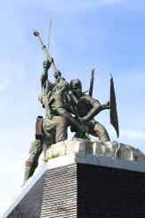 monumen perjuangan rakyat Balikpapan